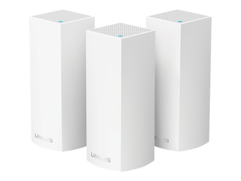 Linksys VELOP Whole Home Mesh Wi-Fi System WHW0303...