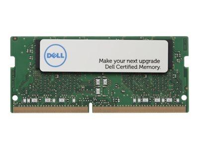 Dell - DDR4 - module - 16 GB - SO-DIMM 260-pin - 2400 MHz / PC4-19200 - unbuffered