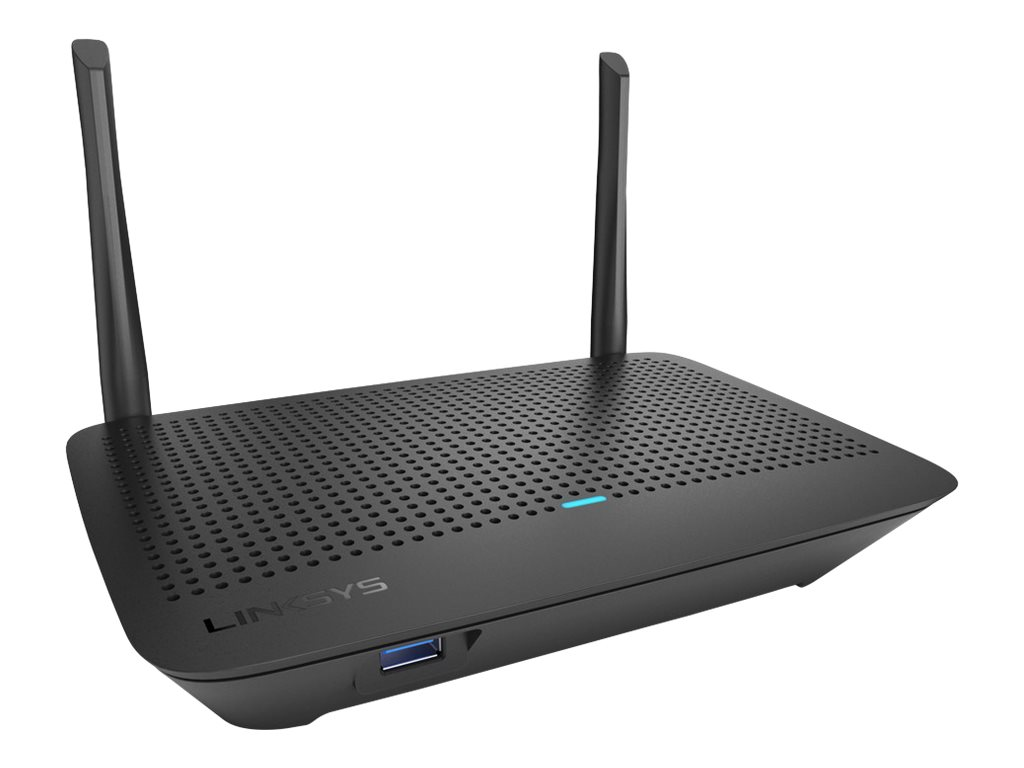 Linksys MAX-STREAM MR6350 - wireless router - 802.11a/b/g/n/ac - deskt..