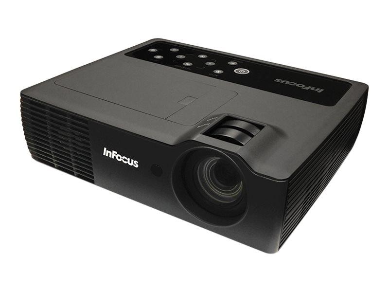 InFocus IN1118HD - DLP projector - portable - 3D