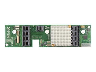 Intel RAID Expander RES3CV360 36 Port SAS/SATA 12Gb Expander Card - storage controller upgrade card