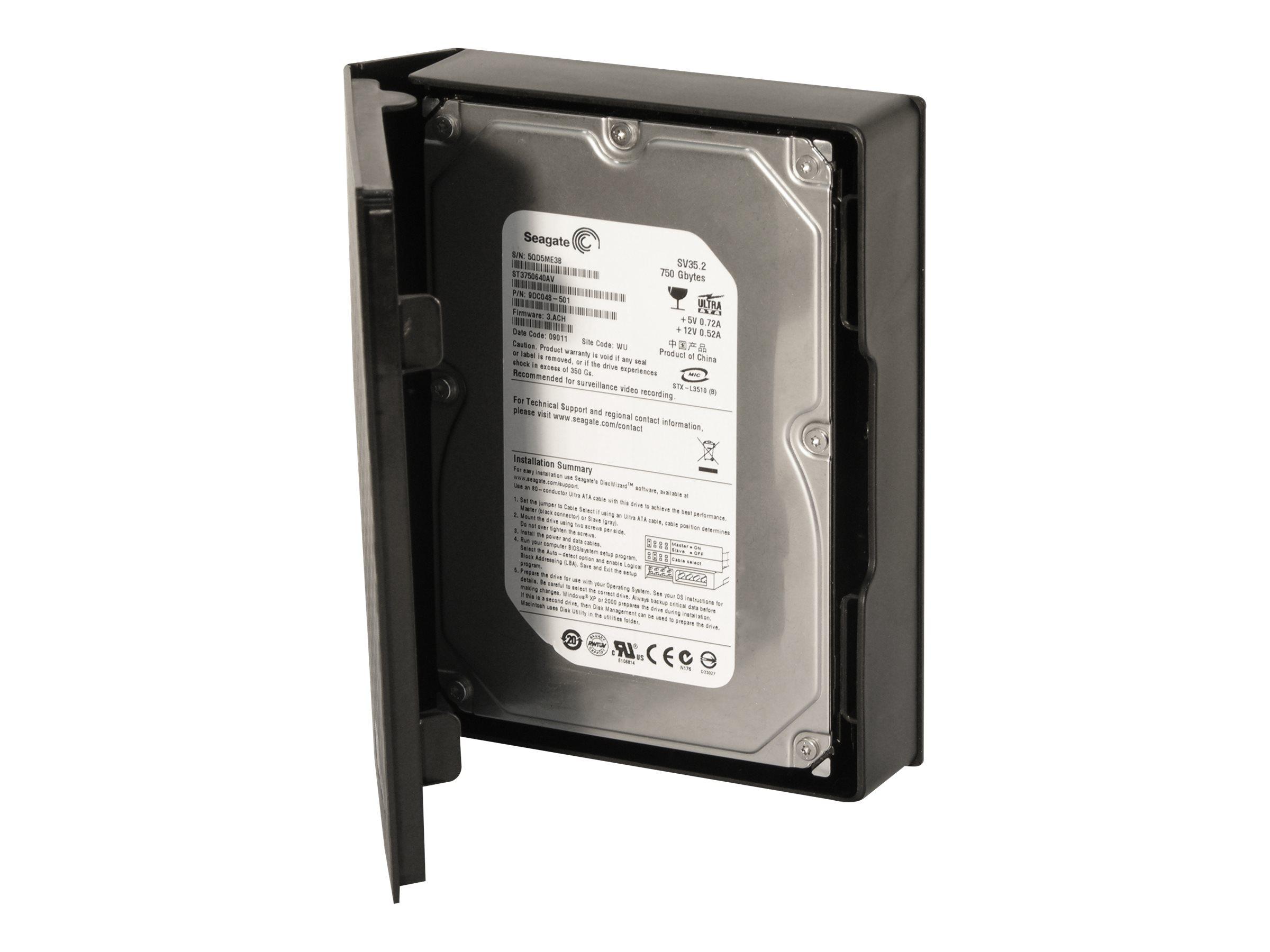 CRU DriveBox storage drive carrying case