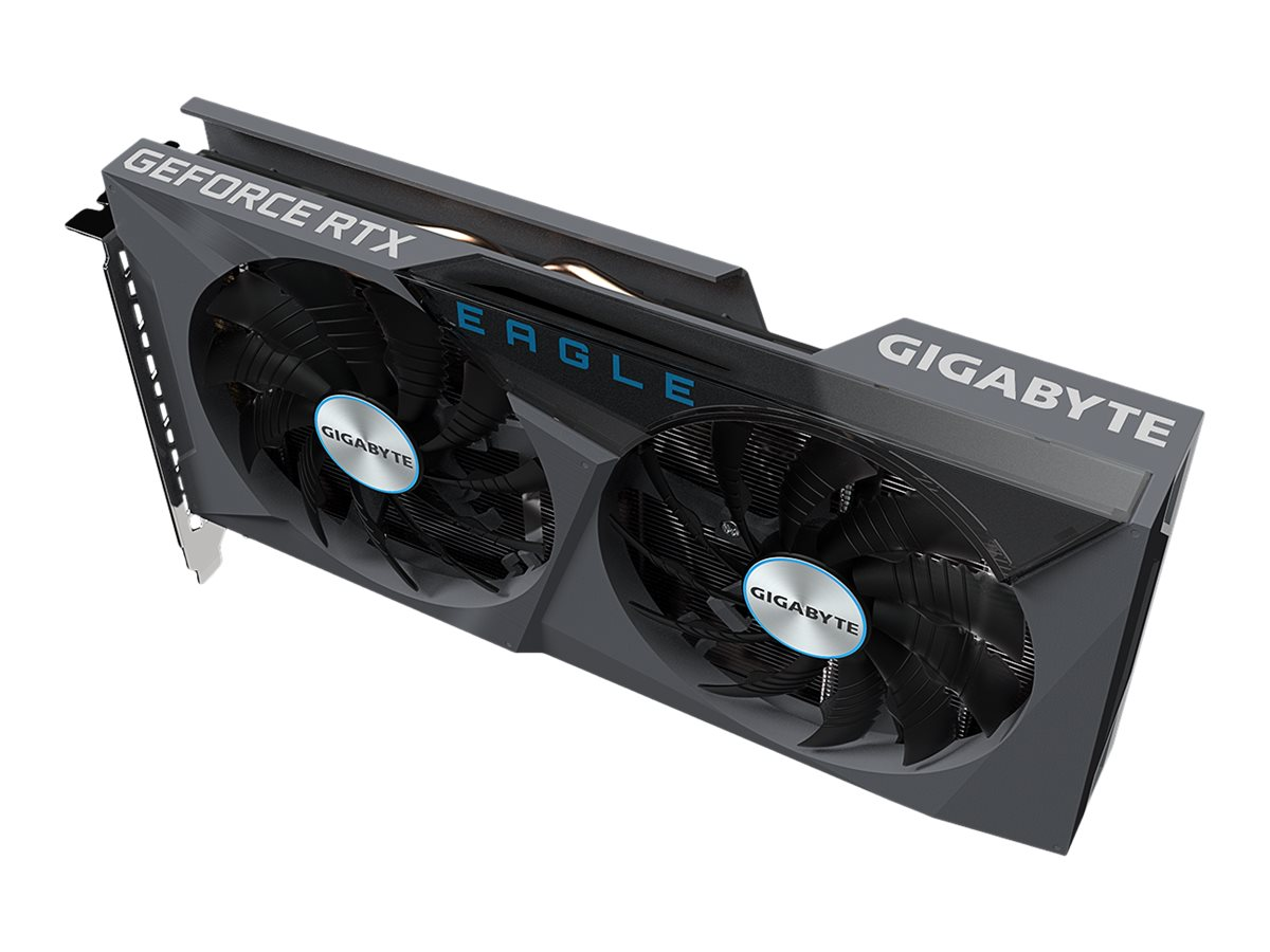 Gigabyte GeForce RTX 3060 Ti EAGLE OC 8G - graphics card - GF RTX 3060 Ti - 8 GB