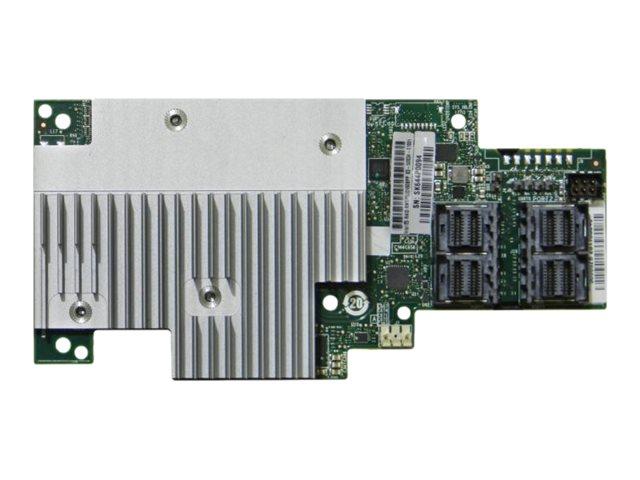 Intel RAID Controller RMSP3JD160J - storage controller (RAID) - SATA 6Gb/s / SAS 12Gb/s / PCIe - PCIe 3.0 x8