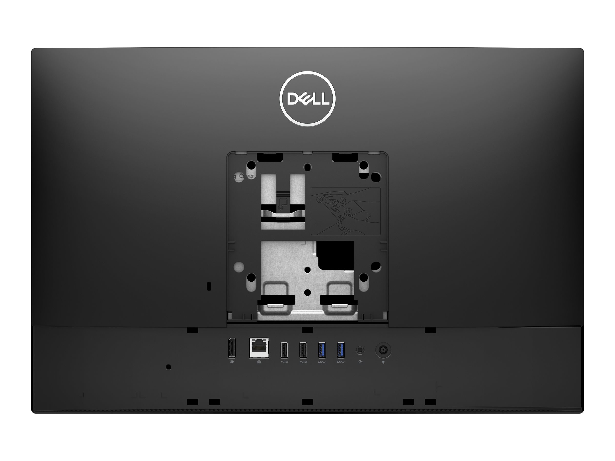 Dell OptiPlex 3280 All In One - all-in-one - Core i5 10500T 2.3 GHz - 8 GB - HDD 500 GB - LED 21.5