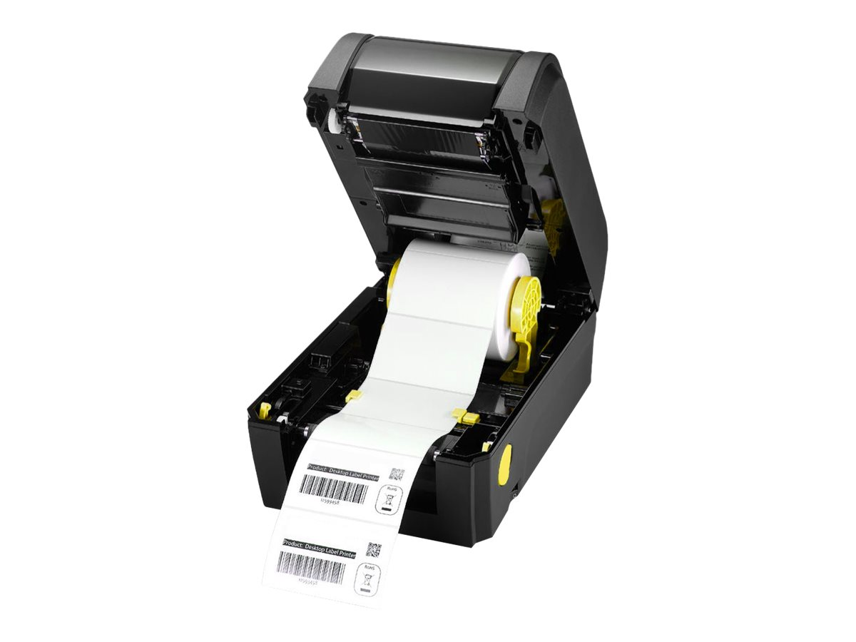 Wasp WPL308 - label printer - B/W - direct thermal / thermal transfer