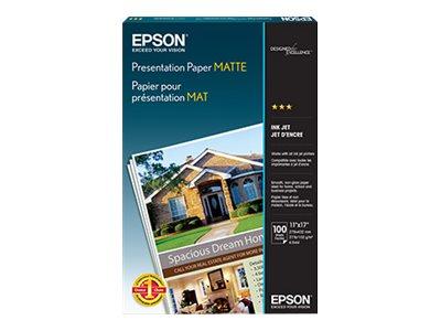 Epson - paper - 100 pcs. - Ledger - 105 g/m²