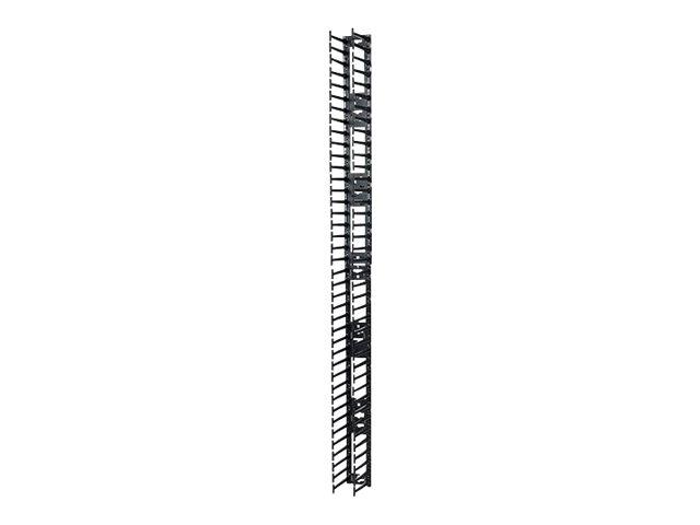 APC rack cable management kit - 42U