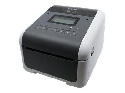 Brother TD-4550DNWB - label printer - B/W - direct thermal