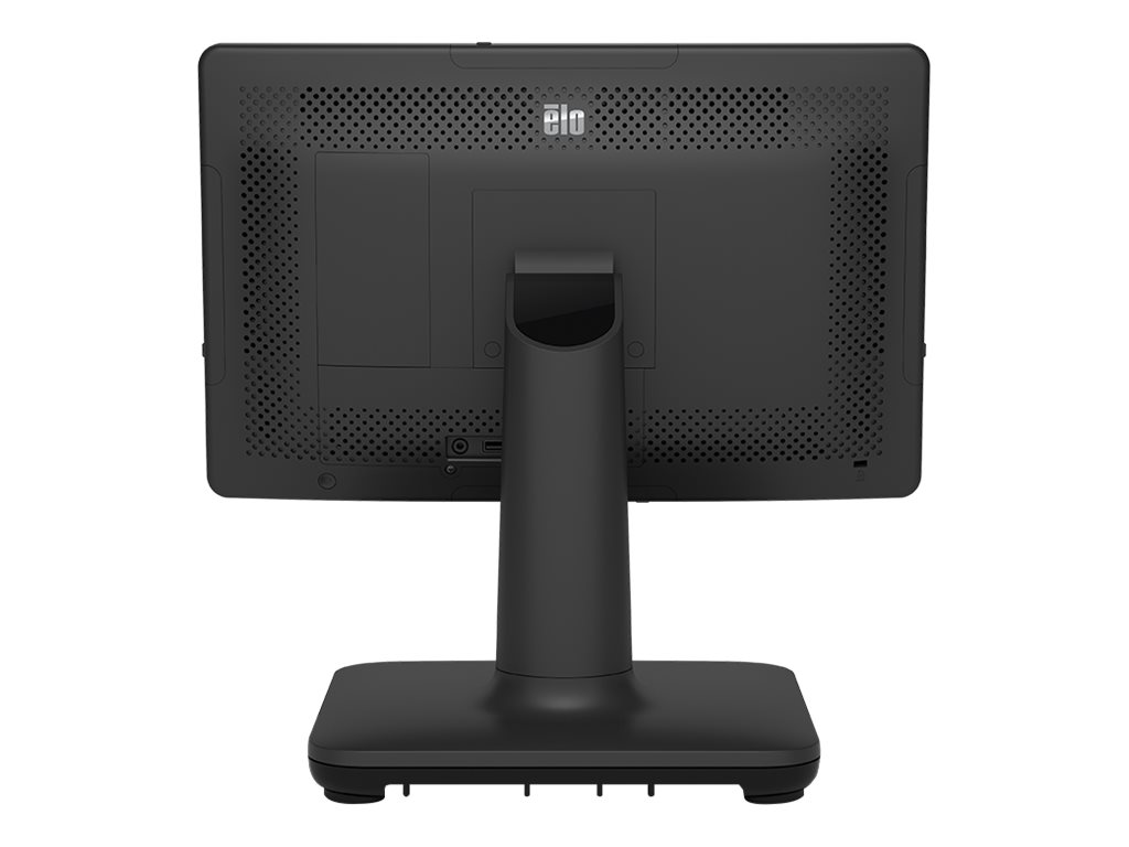 EloPOS System i2 - with I/O Hub Stand - all-in-one - Celeron J4105 1.5 GHz - 4 GB - SSD 128 GB - LED 15