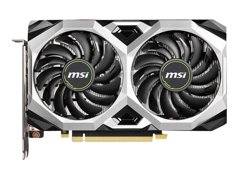 MSI GeForce GTX 1660 SUPER VENTUS XS OC - graphics card - GF GTX 1660 SUPER - 6 GB