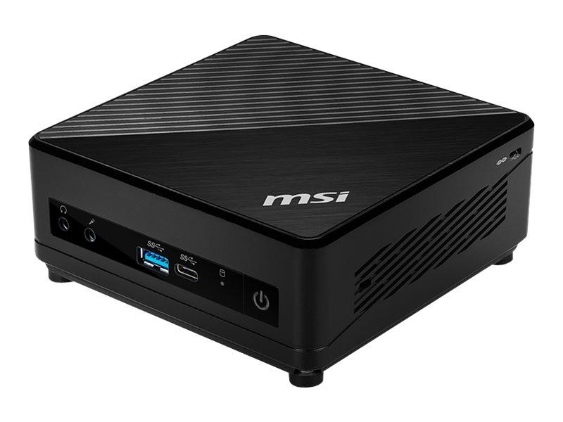 MSI Cubi 5 10M 027US - mini PC - Core i3 10110U 2.1 GHz - 8 GB - SSD 256 GB