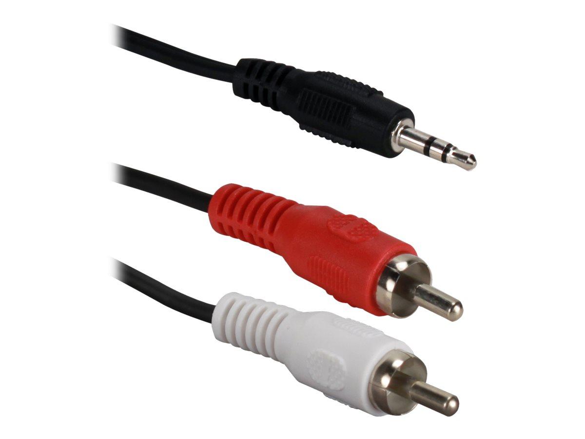 QVS speaker cable - 12 ft