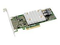 Microchip Adaptec SmartRAID 3102-8i - storage controller (RAID) - SATA 6Gb/s / SAS 12Gb/s - PCIe 3.0 x8