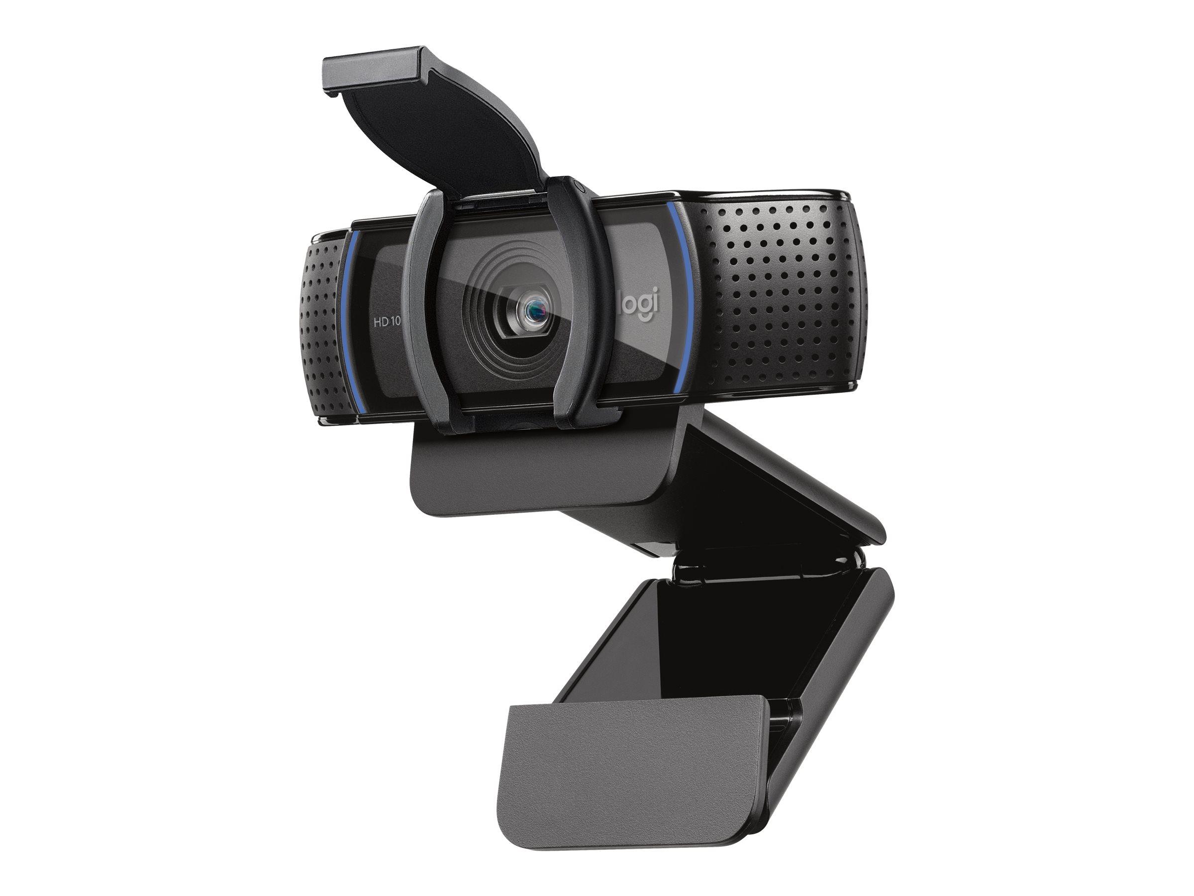 Logitech C920e - web camera...