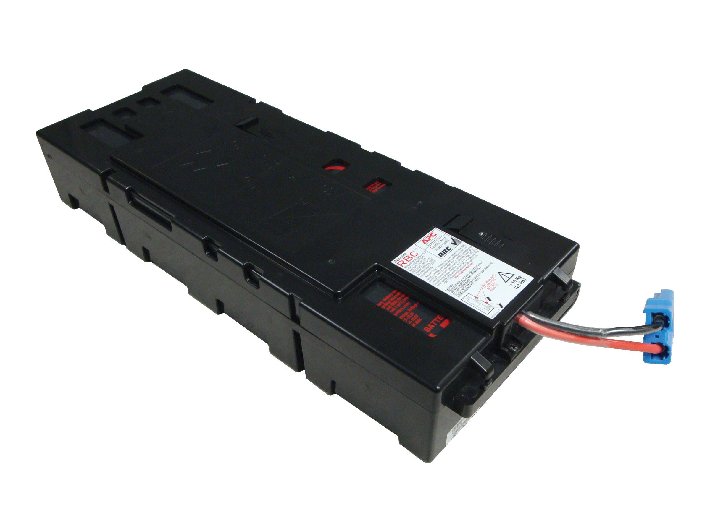 APC Replacement Battery Cartridge #116 - UPS battery - lead acid