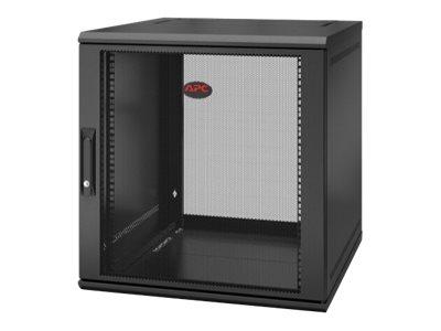 APC NetShelter WX AR112SH6 cabinet - 12U
