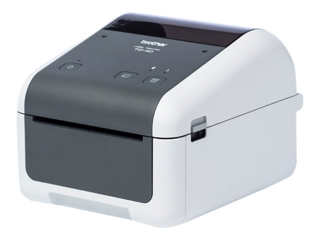 Brother TD-4410D - label printer - B/W - direct thermal