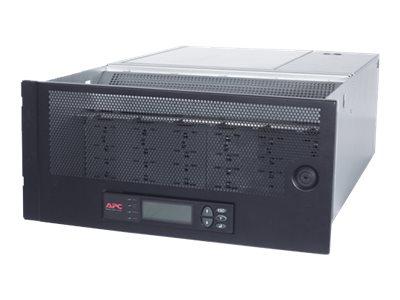 APC InfraStruXure Modular IT Power Distribution Unit with 18 Poles - power distribution cabinet - 72 kW