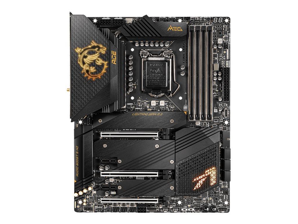 MSI MEG Z590 ACE - motherboard - ATX - LGA1200 Socket - Z590