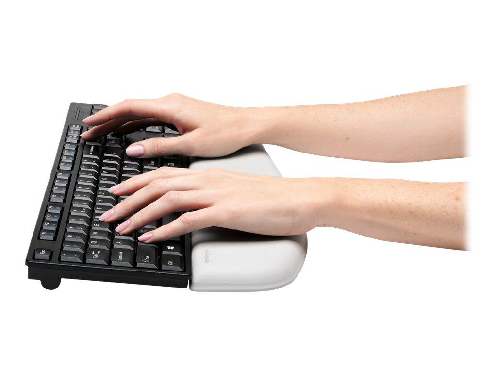 Kensington ErgoSoft for Standard Keyboards - keyboard wrist rest