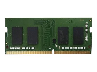 QNAP - DDR4 - module - 4 GB - SO-DIMM 260-pin - 2133 MHz / PC4-17000 - unbuffered