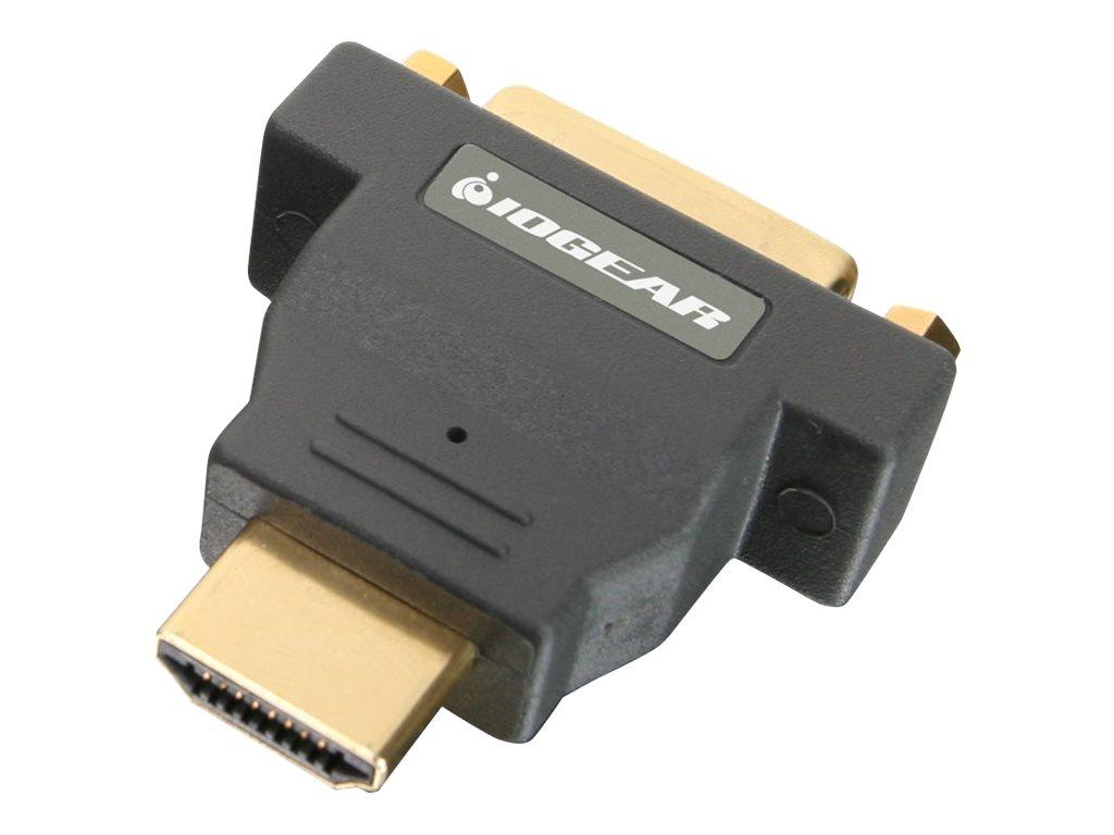 IOGEAR HD Male to DVI Female Adapter - video adapter