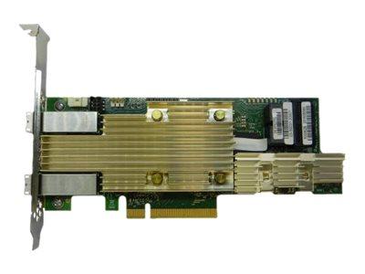 Intel RAID Controller RSP3MD088F - storage controller (RAID) - SATA 6Gb/s / SAS 12Gb/s / PCIe - PCIe 3.0 x8
