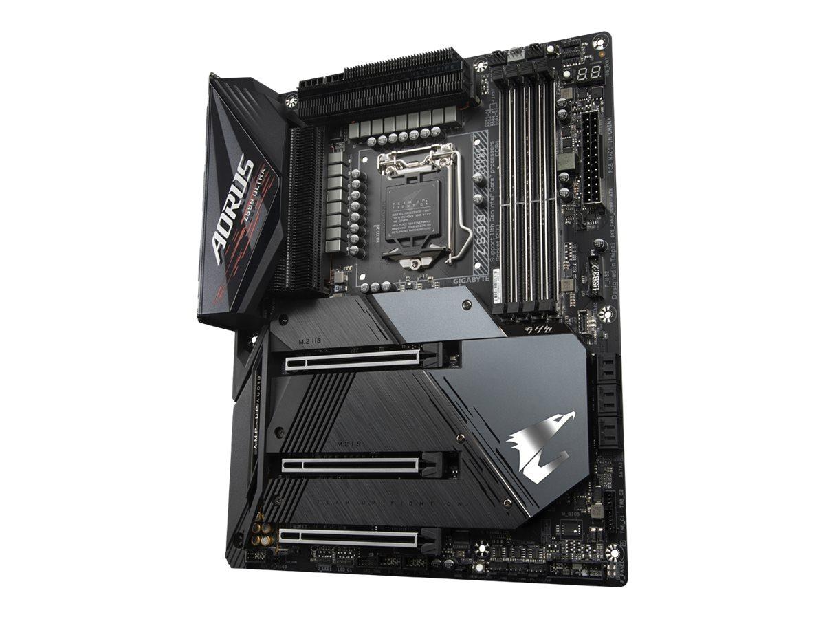 Gigabyte Z590 AORUS ULTRA - 1.0 - motherboard - ATX - LGA1200 Socket - Z590
