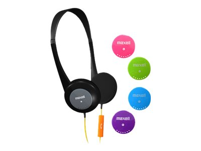 Maxell Action Kids - headphones with mic