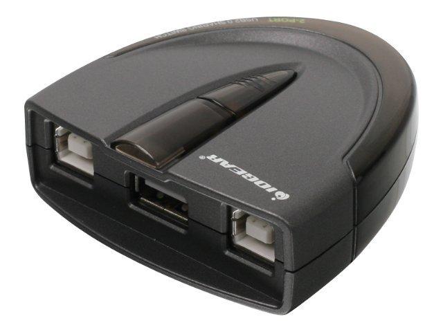IOGEAR GUB231 - USB peripheral sharing switch - 2 ports