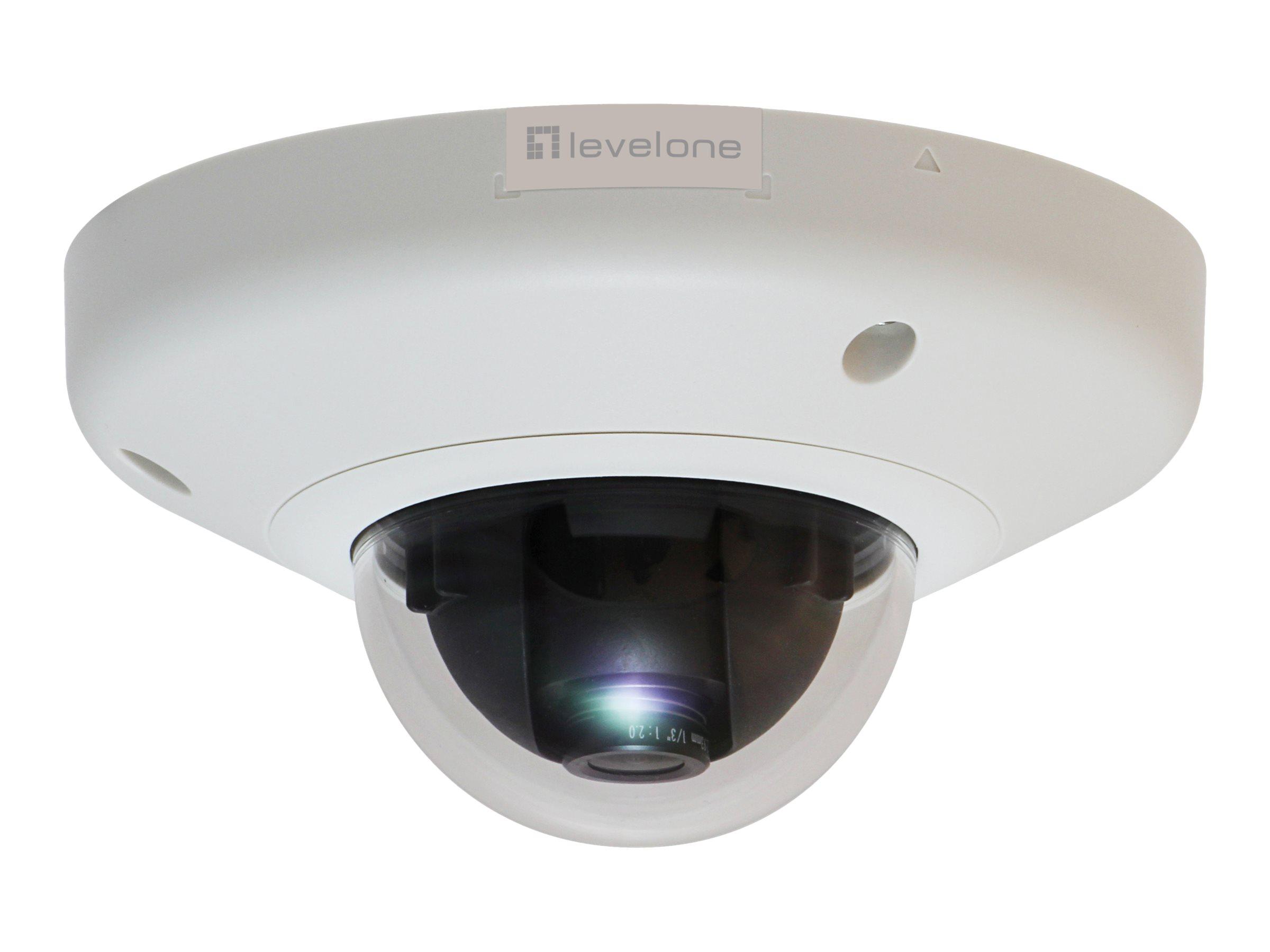 LevelOne FCS-3054 - network surveillance camera - dome