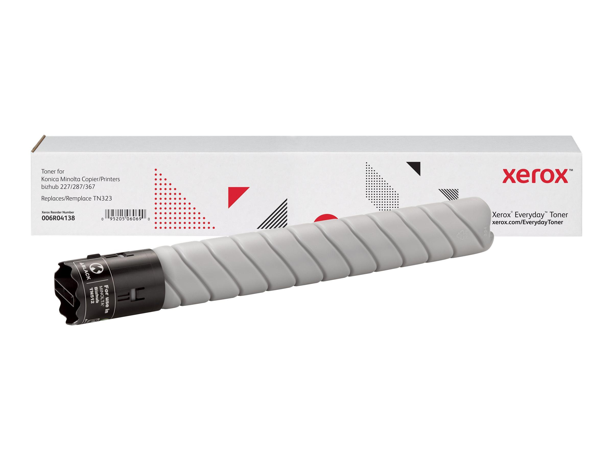 Xerox Everyday - black - toner cartridge (alternative for: Konica Minolta TN323)