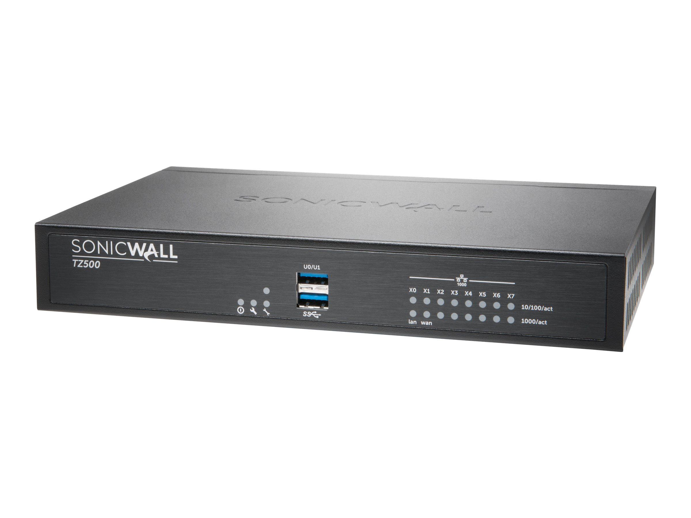 SonicWall TZ500 High Availability - security appliance