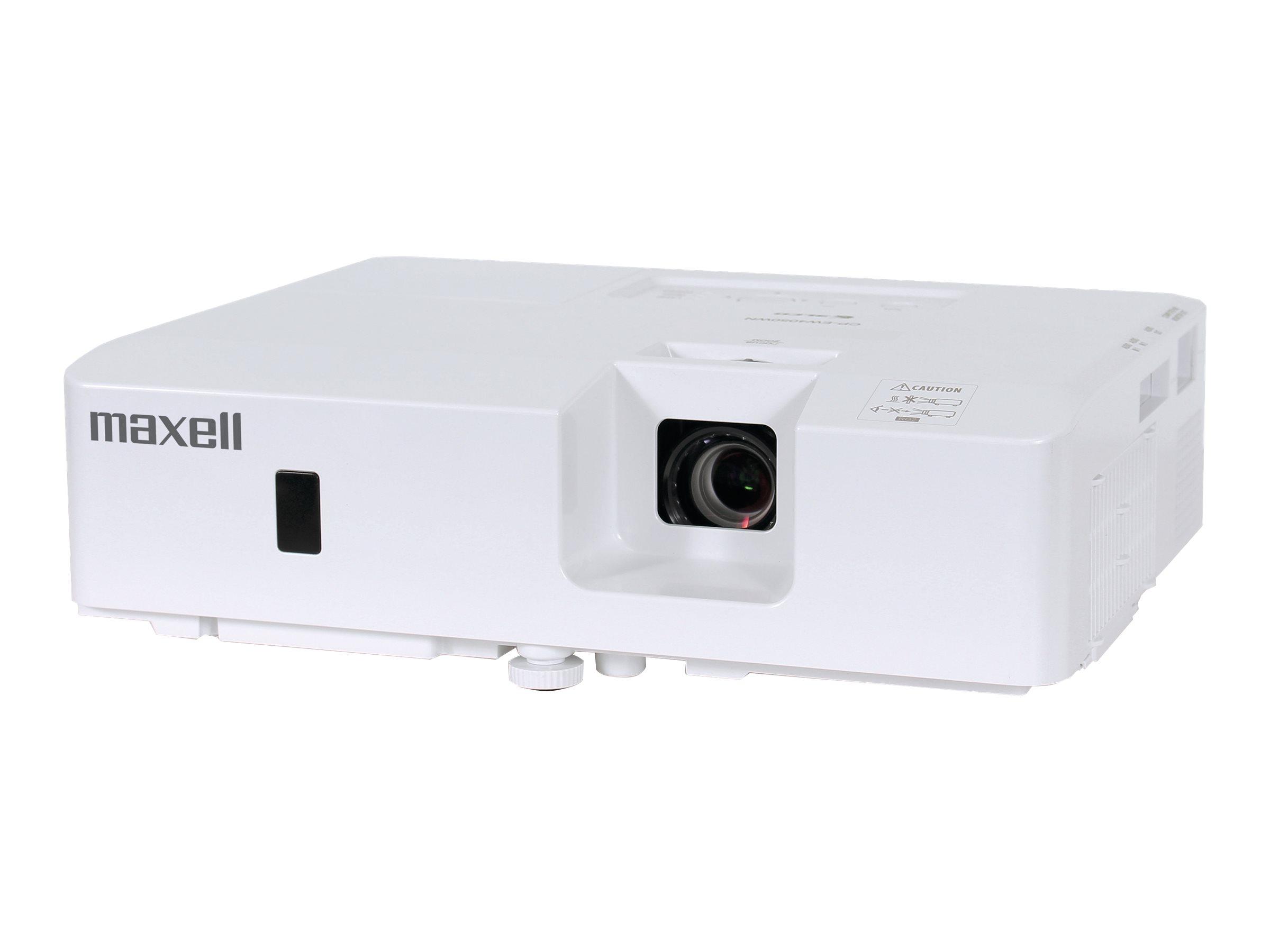 Maxell MC-EX3551 - 3LCD projector - LAN