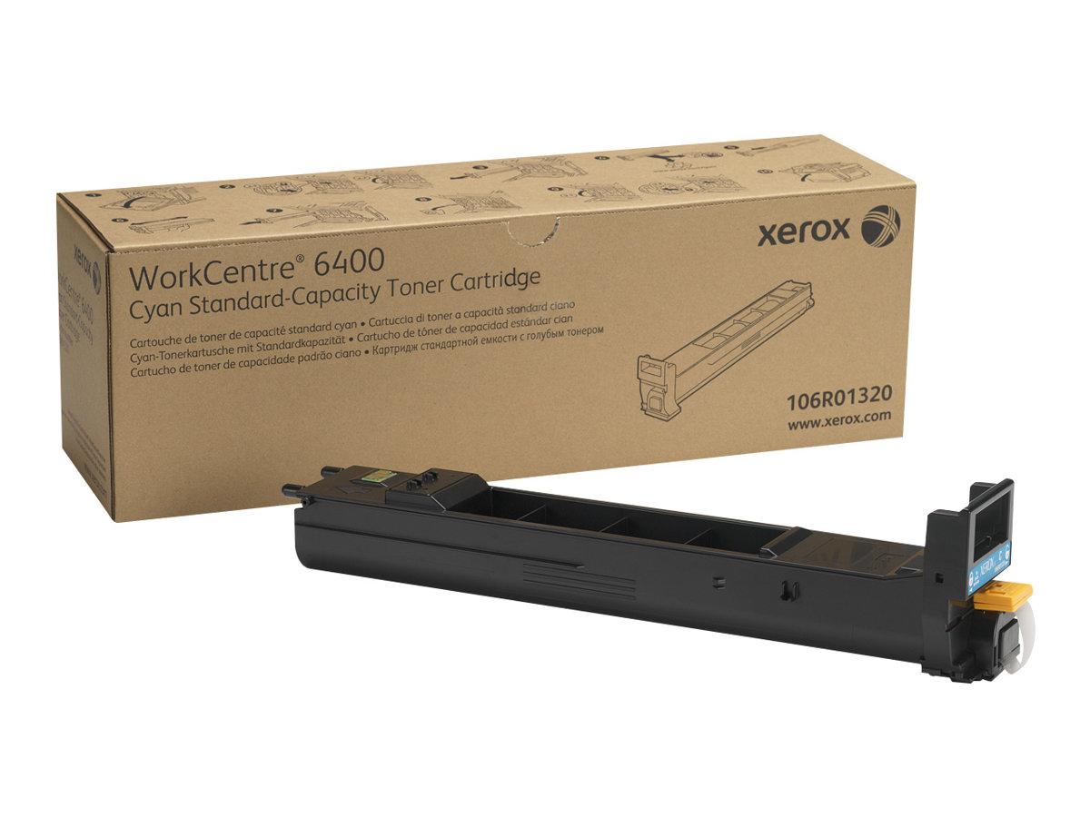 Xerox WorkCentre 6400 - cyan - original - toner cartridge