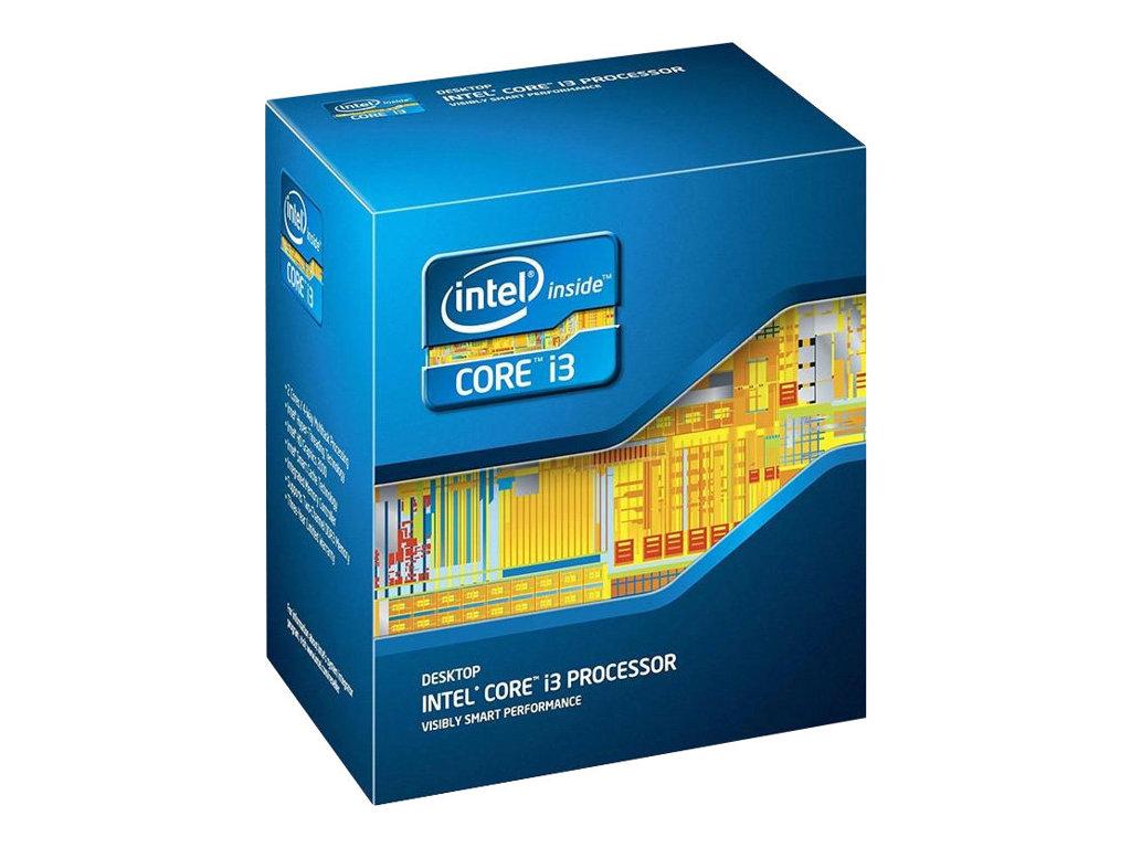 Intel Core i3 2100 / 3.1 GHz processor