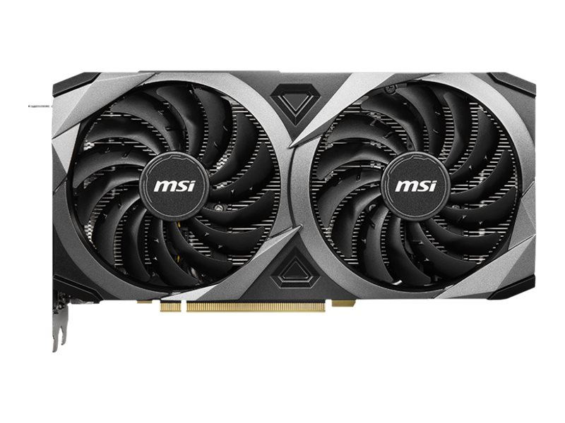MSI RTX 3070 VENTUS 2X OC - graphics card - GF RTX 3070 - 8 GB