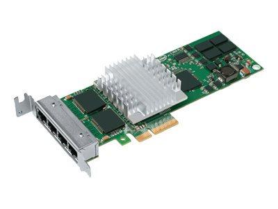 Intel PRO/1000 PT Quad Port Server Adapter - network adapter - PCIe x4 - Gigabit Ethernet x 4