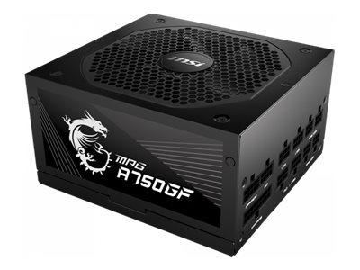 MSI MPG A750GF - power supply - 750 Watt