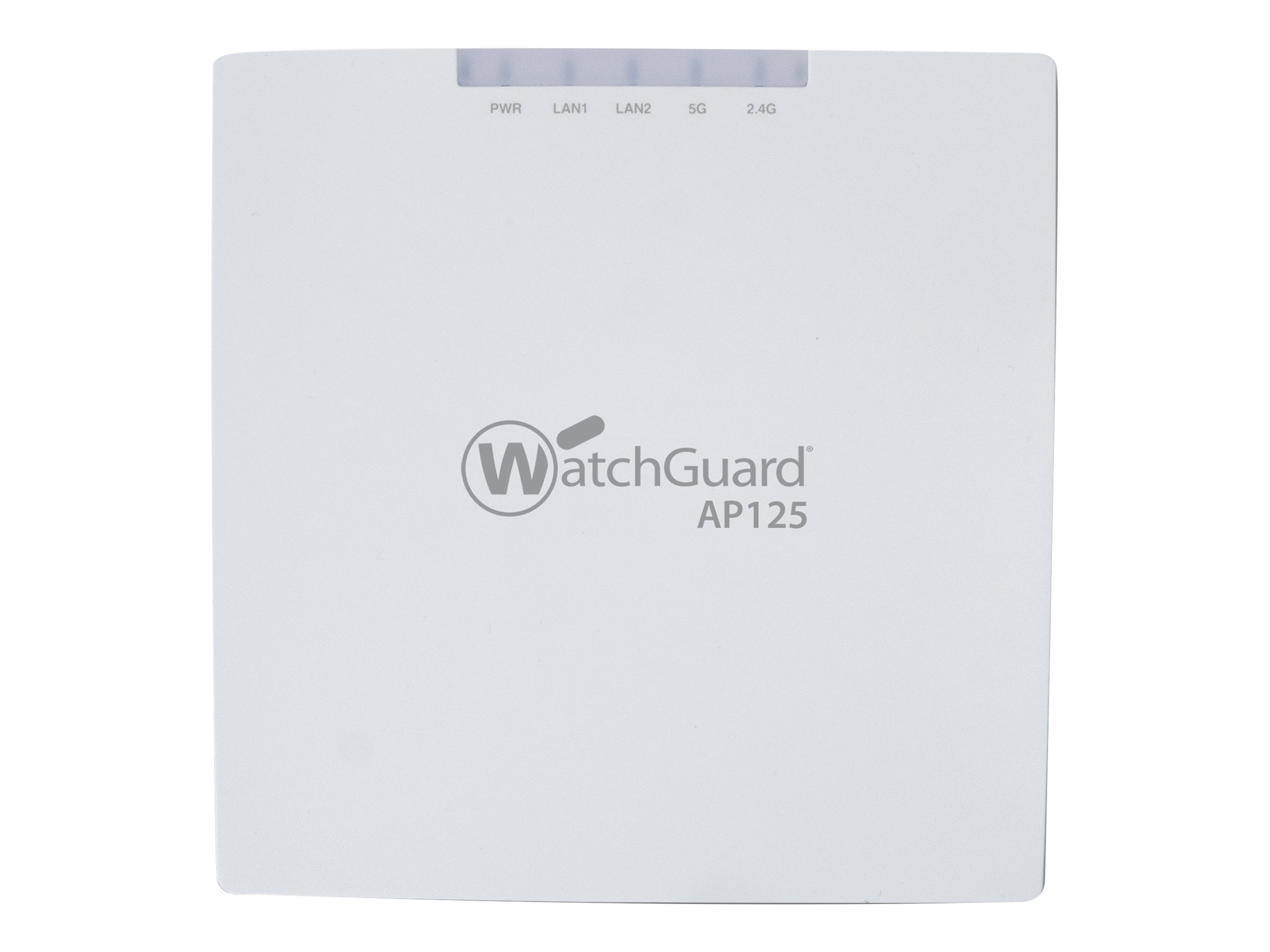 WatchGuard AP125 - wireless access point - with 3 years Total Wi-Fi