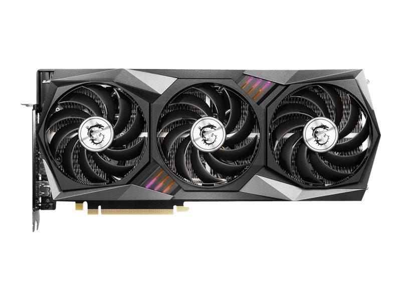 MSI GeForce RTX 3060 GAMING X TRIO 12G - graphics card - GF RTX 3060 - 12 GB