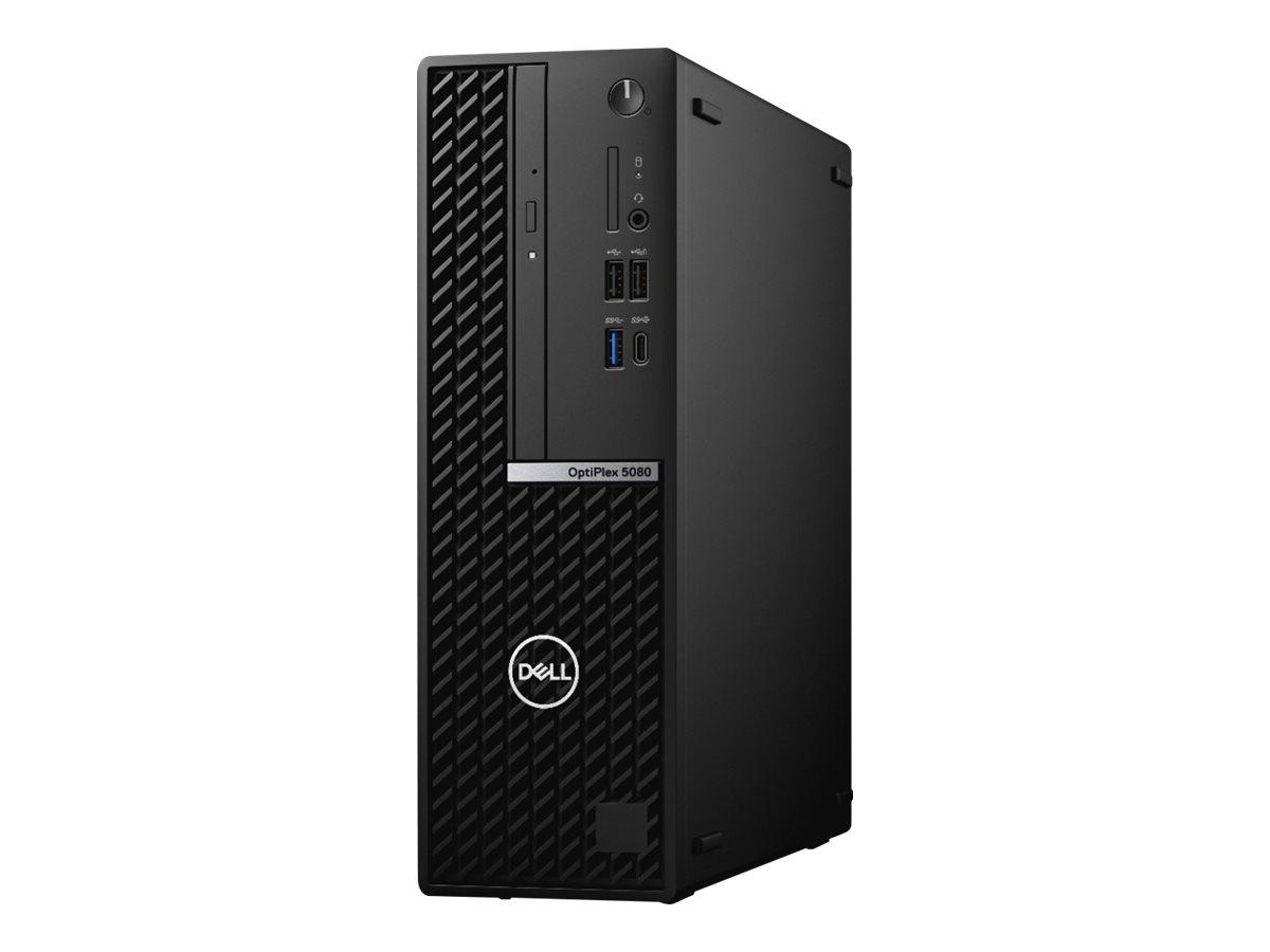 Dell OptiPlex 5080 - SFF - Core i5 10500 3.1 GHz - 16 GB - SSD 256 GB
