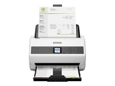 Epson WorkForce DS-870 - document scanner - desktop - USB 3.0