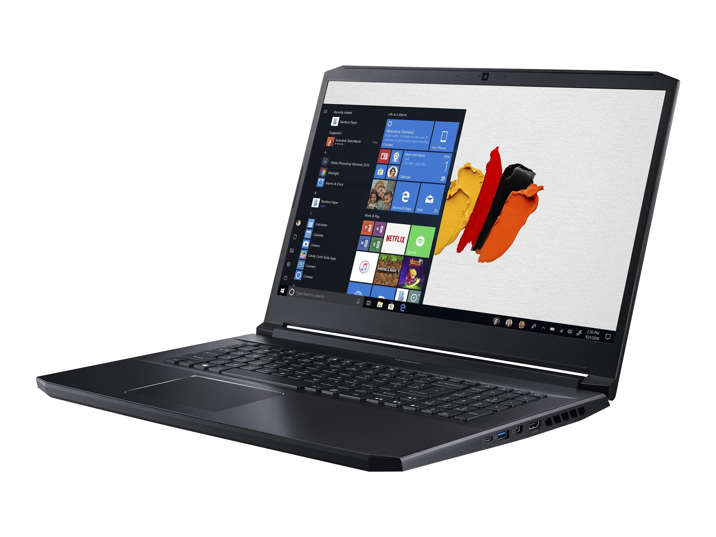 Acer ConceptD 5 Pro CN517-71P-72DN - 17.3