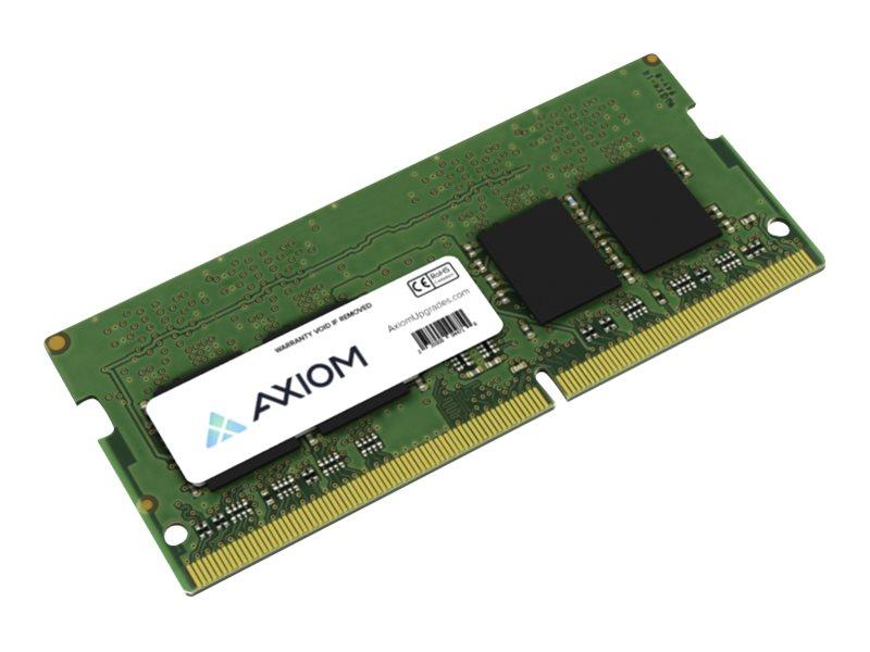 Axiom AX - DDR4 - module - 8 GB - SO-DIMM 260-pin - 3200 MHz / PC4-25600 - unbuffered