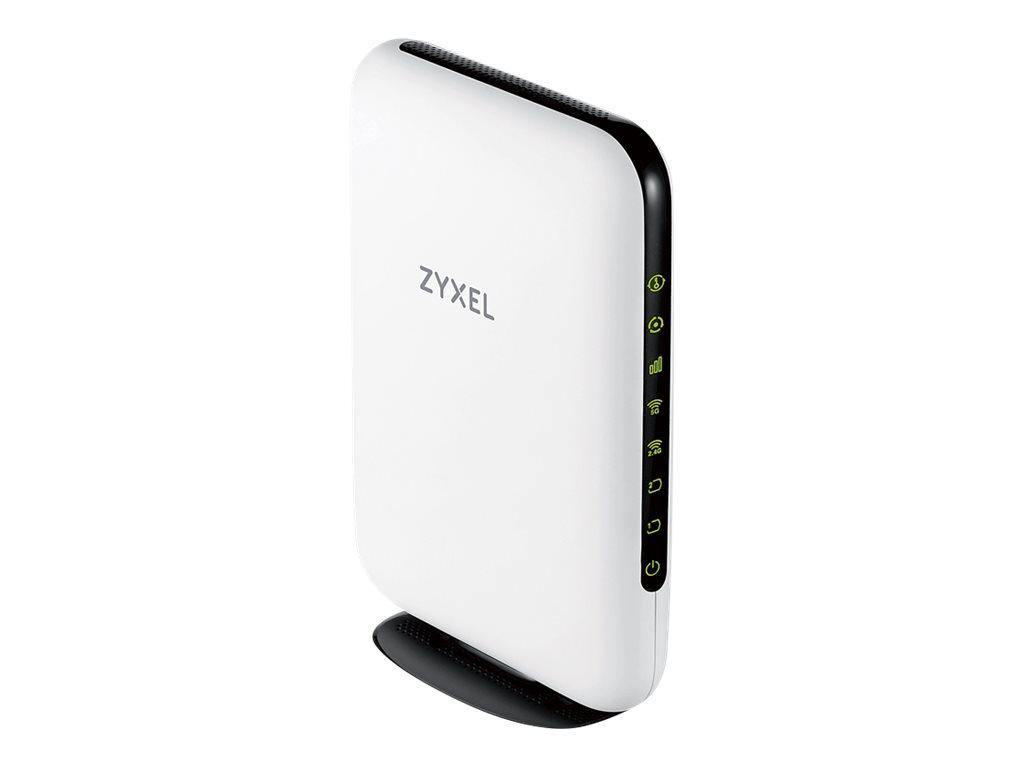 Zyxel Multy Pro WAP6804 - wireless network extender - 802.11a/b/g/n/ac - desktop
