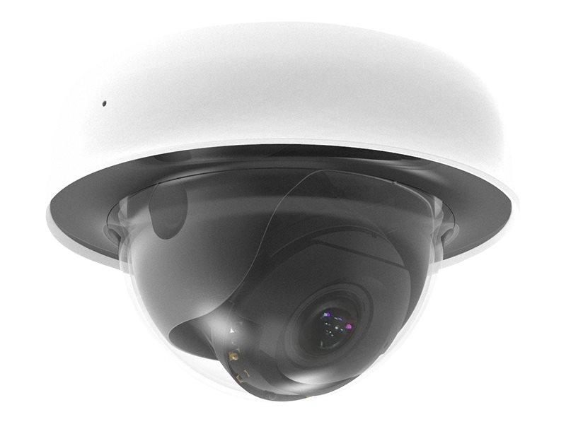 Cisco Meraki Varifocal MV22 Indoor HD Dome Camera With 256GB Storage - network surveillance camera - dome