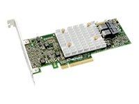 Microchip Adaptec SmartRAID 3154-8i - storage controller (RAID) - SATA 6Gb/s / SAS 12Gb/s - PCIe 3.0 x8