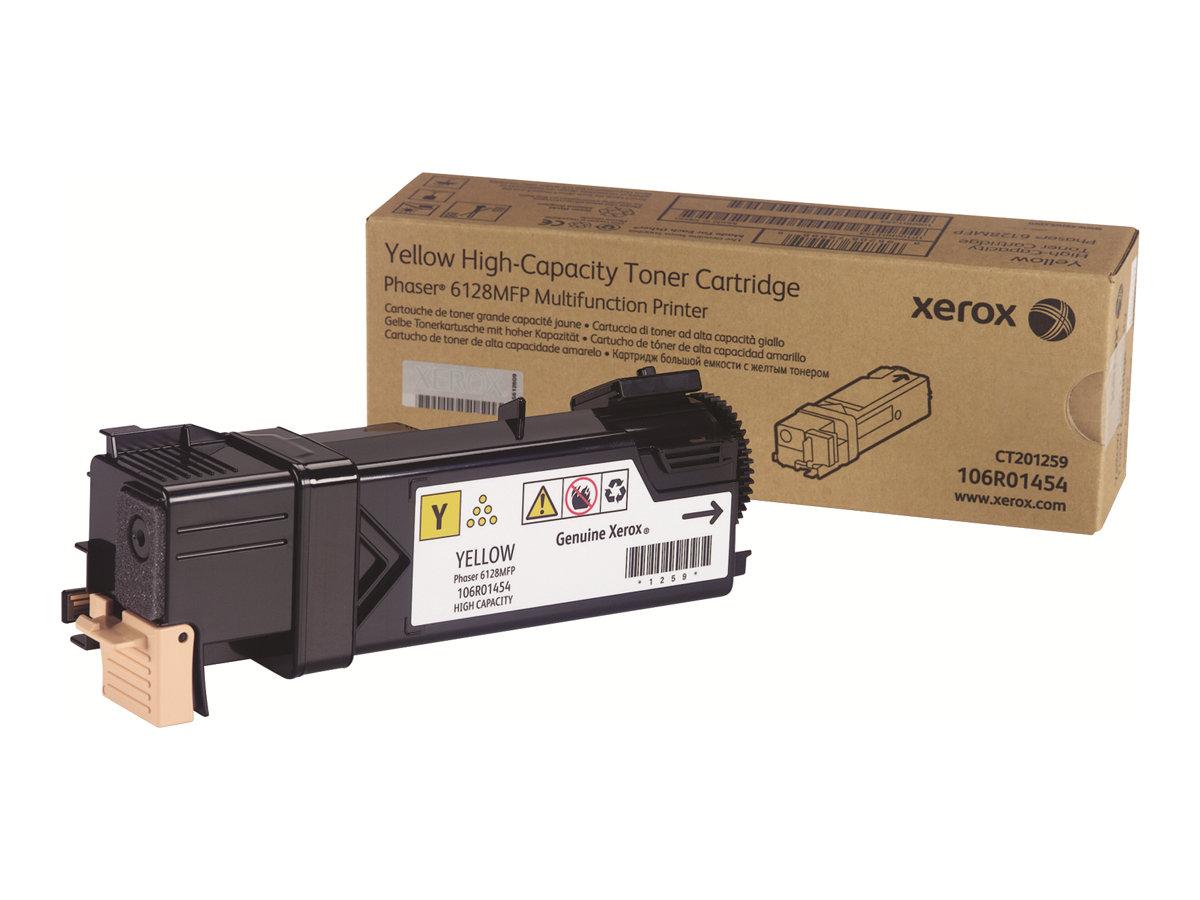 Xerox Phaser 6128MFP - yellow - original - toner cartridge